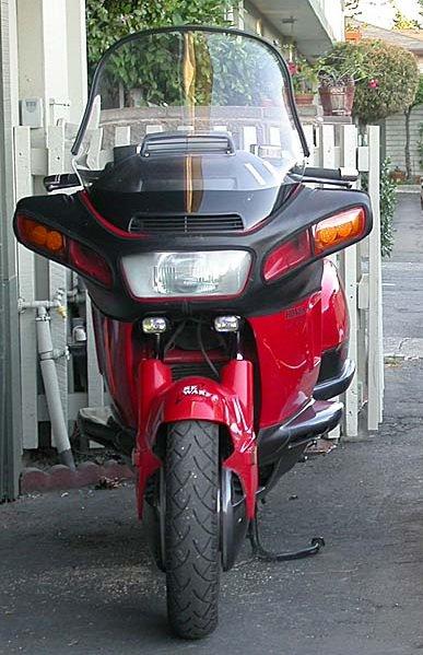 Suzuki Burgman 250 AN250 Xenon Driving Lights Fog Lamps Kit