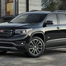 2017 2018 GMC Acadia Xenon Fog Lights Driving Lamps KIt