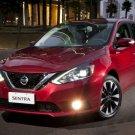 2016 2017 Nissan Sentra Xenon Fog Lamps Driving Lights Kit