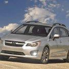 2012 2013 2014 Subaru Impreza Xenon Driving Lights Fog Lamps Kit