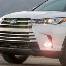2017 2018 2019 Toyota Kluger Fog Lamps Driving Lights Kit