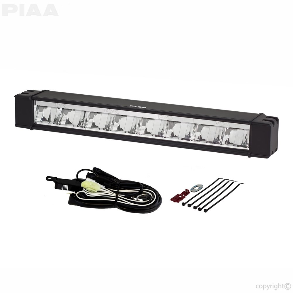 "PIAA RF18 6000K 18"" 64W LED Fog Light Bar 07218"