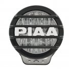 Single PIAA 5300 LP530 LED Fog Lamp Enclosure With Removable Lens Cover