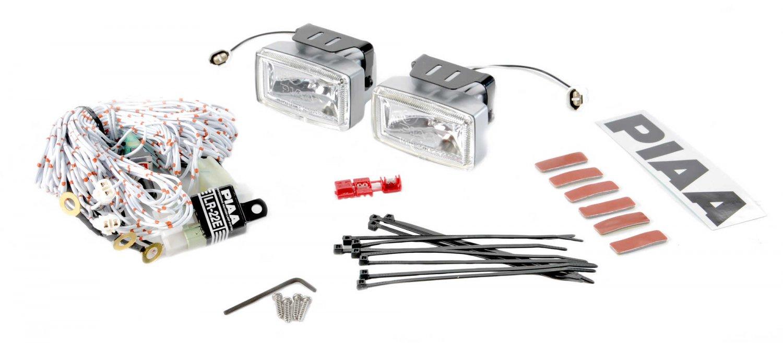 PIAA 2000 Universal Backup Flood Lamp Kit 02040