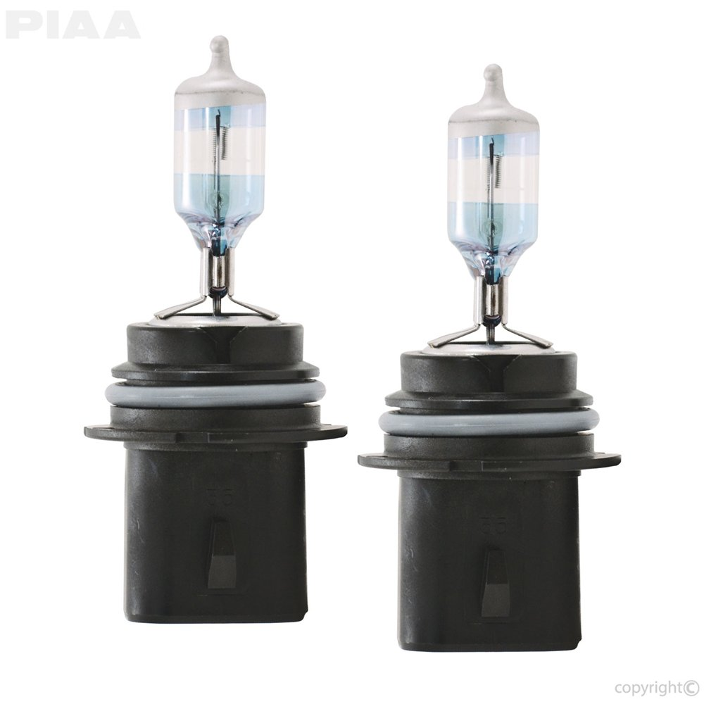 PIAA 9007 Hi/Low Night Tech 3600K Xtra 55w = 110w Light Bulbs ( Set of 2 )