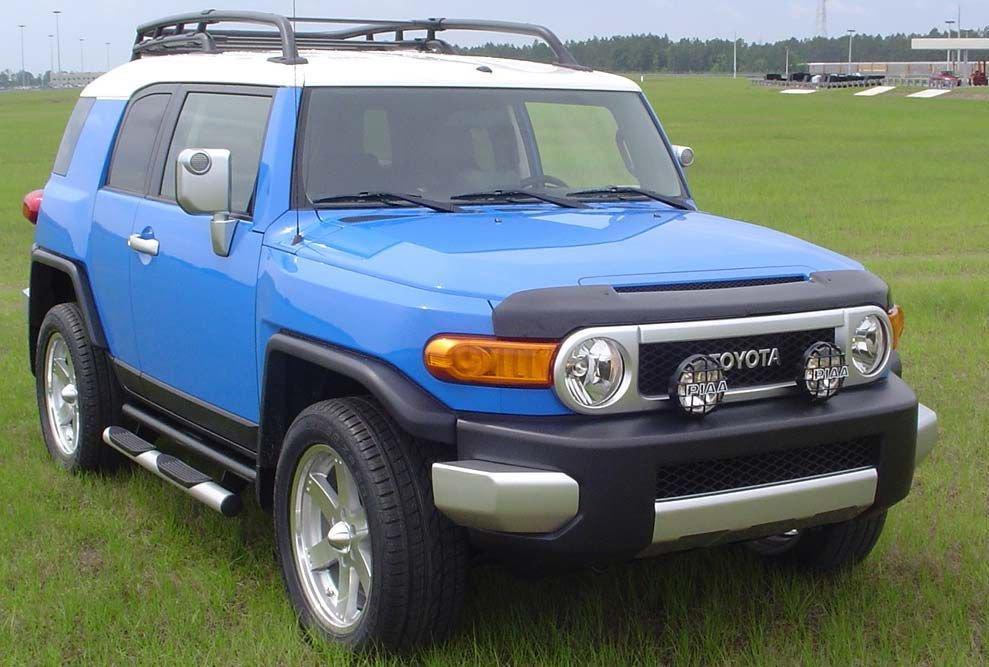 2006-2013 Toyota FJ Cruiser PIAA 520 SMR Fog Lamp Kit 00016-60008
