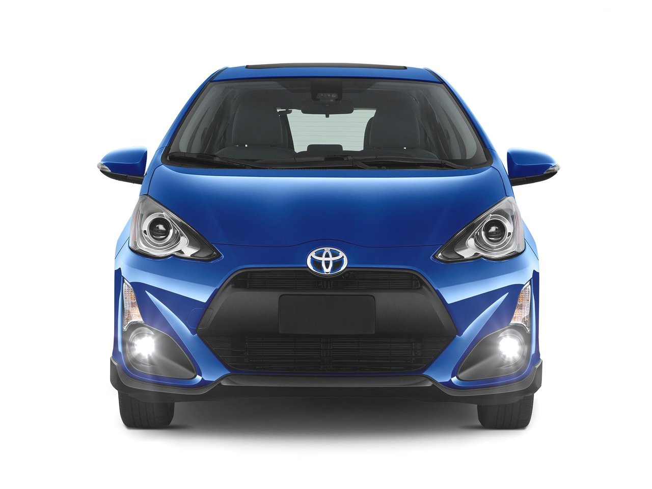 2017 2018 Toyota Prius c Xenon Fog Lights Lamps Kit