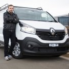 2014+ Renault Trafic X82 Xenon Fog Lamps Driving Lights Kit
