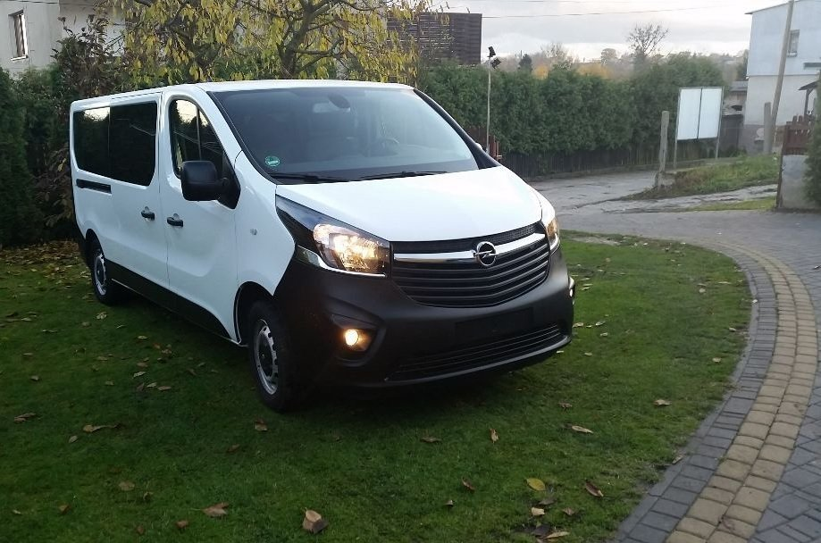 2014+ Opel Vivaro B X82 Xenon Fog Lamps Driving Lights Kit