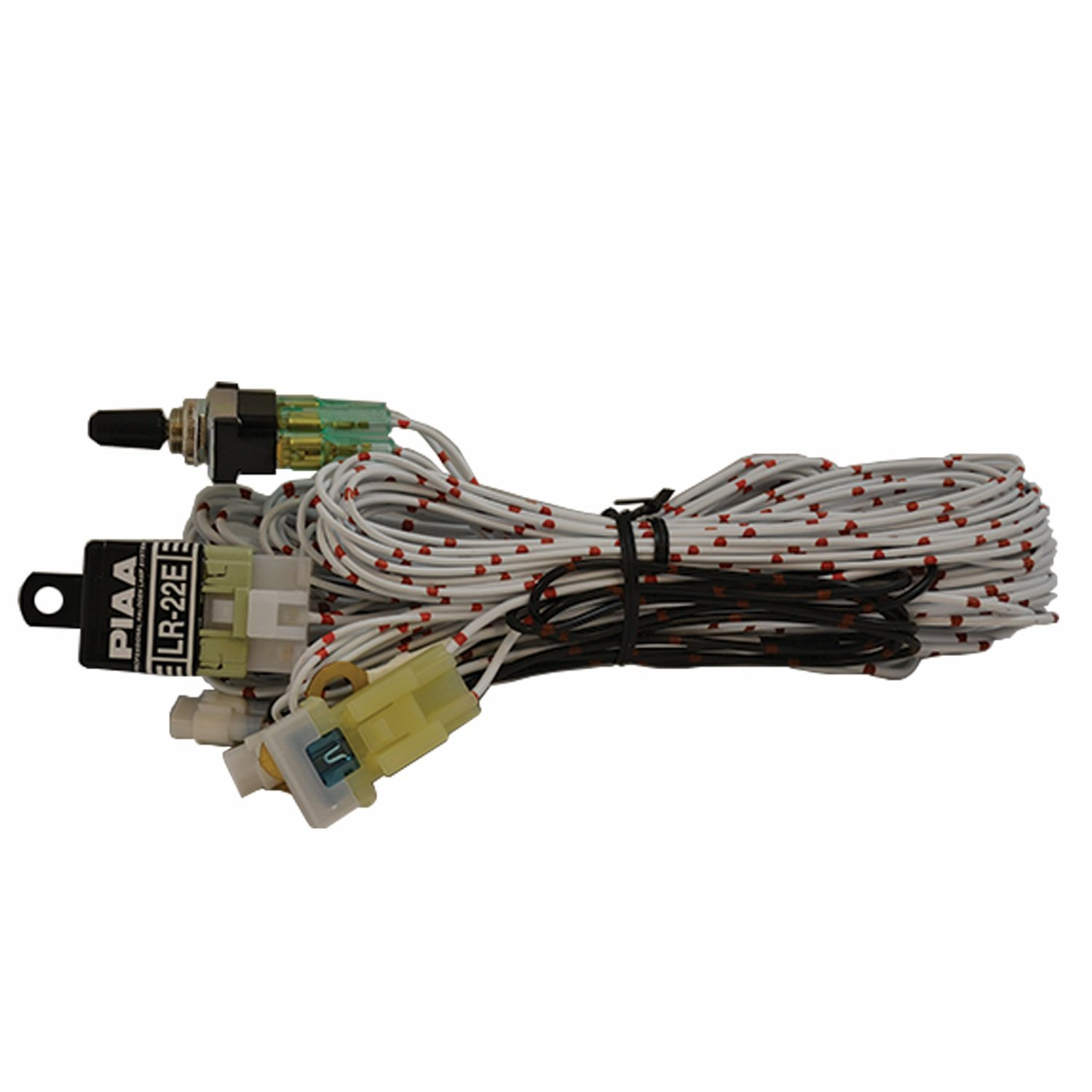 PIAA 34046 1500 and 2000 Series Back Up Lamp Wiring Harness