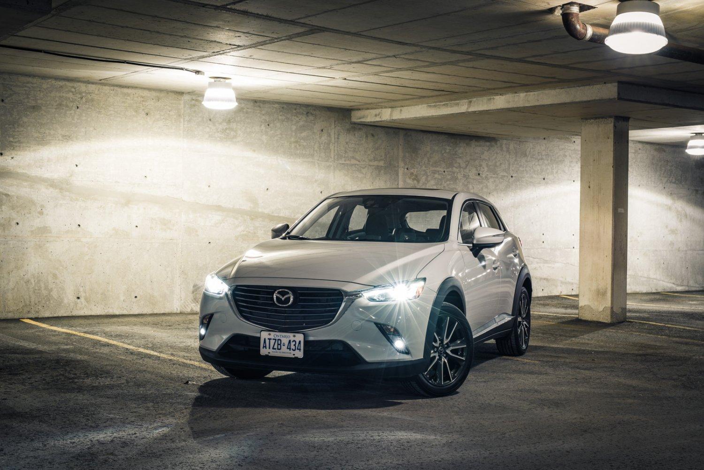 2016 2017 2018 Mazda CX-3 Xenon Fog Lamps Driving Lights Kit