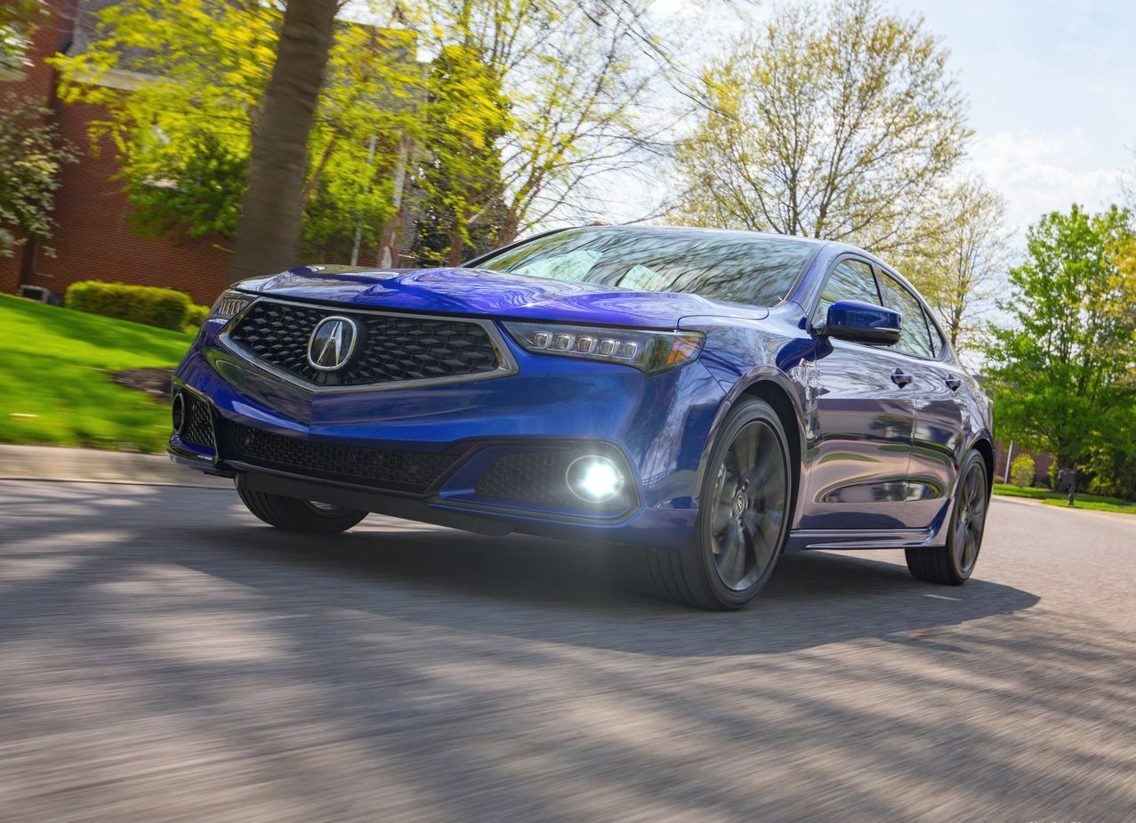 2018 2019 Acura TLX Xenon Halogen Fog Lamps Lights Kit