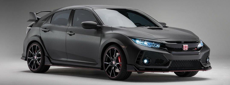 2017 2018 Honda Civic Type R Xenon Halogen Fog Lamps Lights