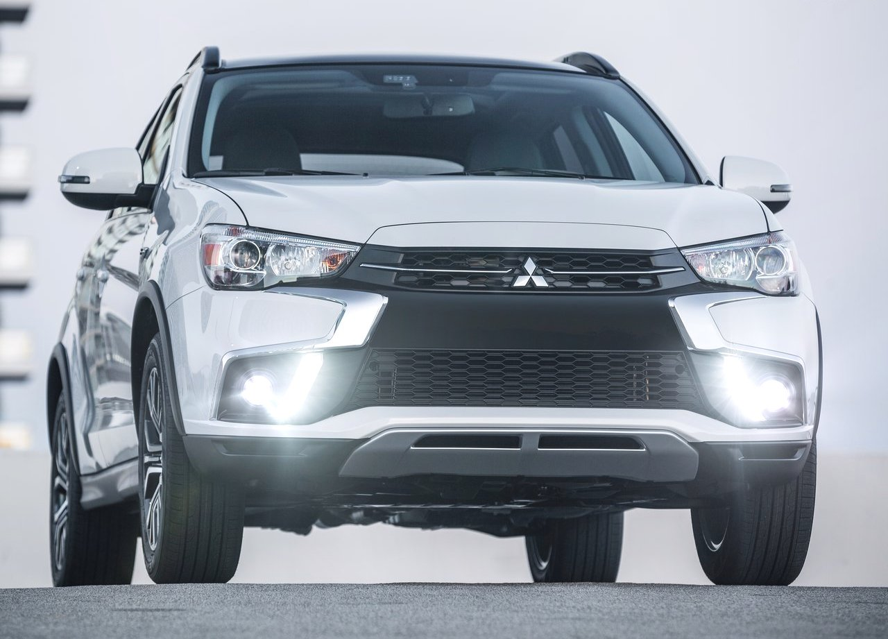 2018 2019 Mitsubishi Outlander Sport Fog Driving Lamps Lights