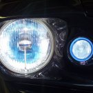 Ford Mustang Eleanor Blue Lens Fog Lamps Lights ( OEM Style )