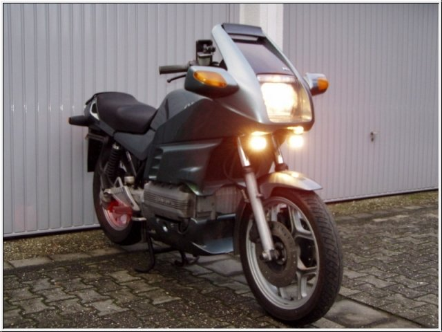 Hella Driving Lamps for BMW K100 K100C K100RS K100RT K100LT