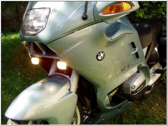 Hella Driving Lights Kit for BMW R1100 RT R1100RT R1100RTL R1100RT-P