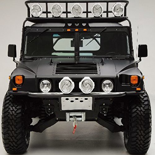 PIAA Dual Beam Off Road RS800 Shock Lamps Round Long Range Driving Lights Kit