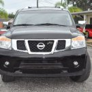 2008-2015 Nissan Armada Xenon Bumper Fog Lamp Light Kit
