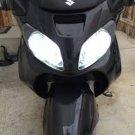 Suzuki Burgman Super White Head Light Bulbs 650 400 250 200 150 125