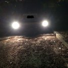 2008-2013 Toyota Highlander Rear Bumper Reverse Fog Lamps Backup Lights