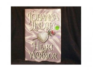 HEART OF A WARRIOR By #1 Best Selling Author Johanna Lindsey