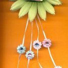#HGCLIP-24: Bird and House Flower Hair Clothing Accessories Clip, Pin and Ponytail Holder