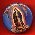 #vmpin-07: Praying Virgin of Guadalupe Clothing Pin