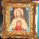 Folkart-03: Novelty Jesus Picture Wall Art