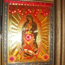Folkart-05: Novelty virgin guadalupe Picture Wall Art