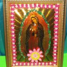 Folkart-06: Novelty virgin guadalupe Picture Wall Art