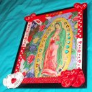 Folkart-13: Novelty virgin mary guadalupe Picture Wall Art