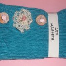 legwarmer-04: Hand decorated colorful legwamers