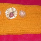 legwarmer-06: Hand decorated colorful legwamers