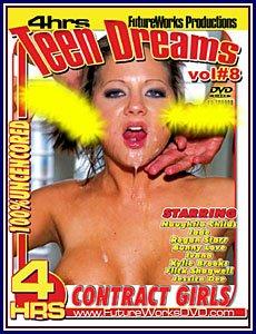 TEEN DREAMS VOL. 8 -- 4 HR ADULT MOVIE