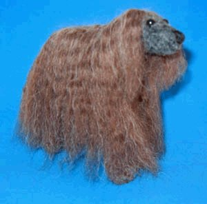 1 Crocheted Afghan Hound Pattern