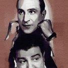 Abbott & Costello Poster Art Print size 8x10
