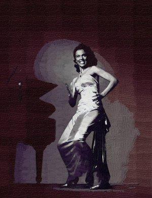Dorothy Dandridge1 Poster Art Print size 8x10
