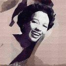 Dorothy Dandridge3 Poster Art Print size 8x10
