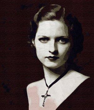 Dorothy Flood Poster Art Print size 8x10