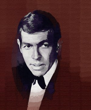 James_Coburn Poster Art Print size 8x10