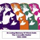 Steve Irwin  Poster Art Print size 8x10
