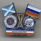 2008 UEFA Cup Final Pin Badge