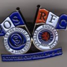 Scottish Cup Final 2008 Pin Badge