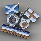 Friendly Match v Liverpool August 2008 Pin Badge