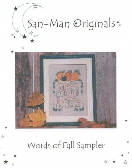 Words Of Fall Sampler