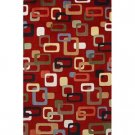 Tate Ruby Area Rug