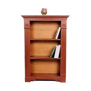 Small Colonial Bookshelf