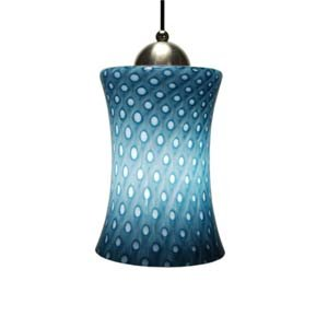 Pacific Hourglass Pendant Lamp