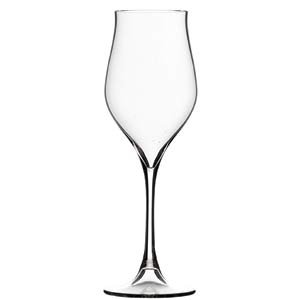 Stolzle Fire Chardonnay Wine Glasses - Set of Two